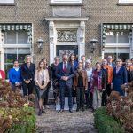 Minister op werkbezoek bij Careyn en Hospice Hoeksche Waard